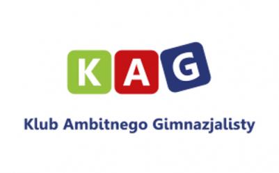 Klub Ambitnego Gimnazjalisty - logo